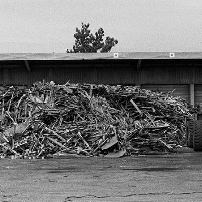 Wood Pile, Cincinnati, Oh