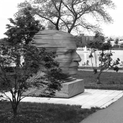 Arthur Fiedler Sculpture, Boston, Ma
