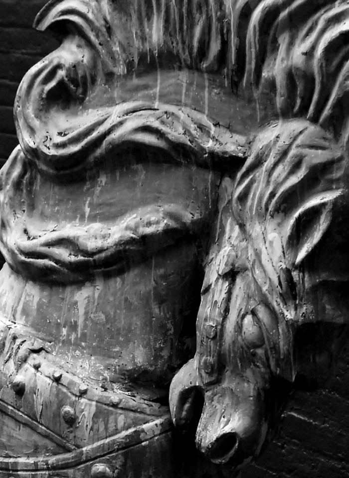 Wooden Horse, Cincinnati, Ohio