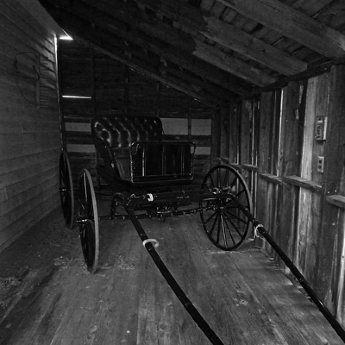 Coach, Appomattox Courthouse, Va